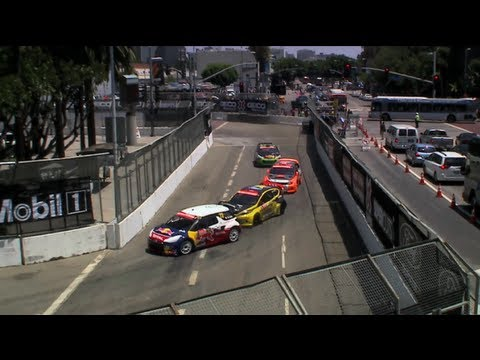 Sebastien Loeb X Games 2012 Rally Highlights | PopScreen