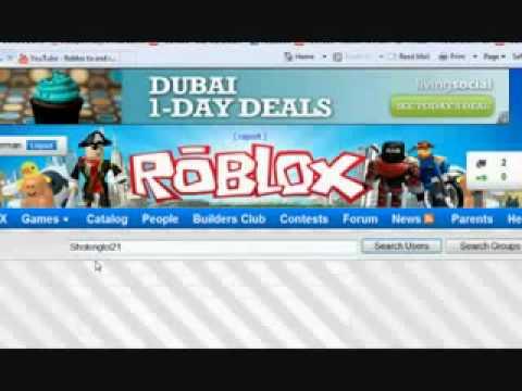 ROBLOX MONEY HACK 2012 FREE