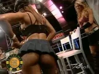 WWE - ECW - Divas Extreme Strip Poker | PopScreen