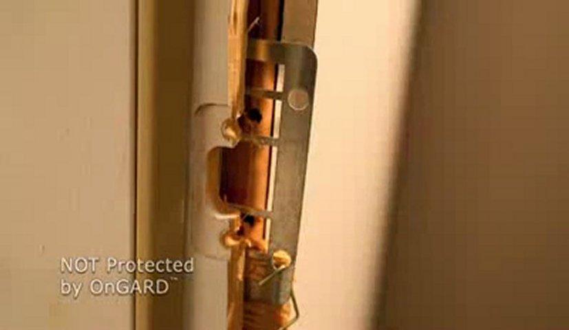 Security Doors Security Door Brace