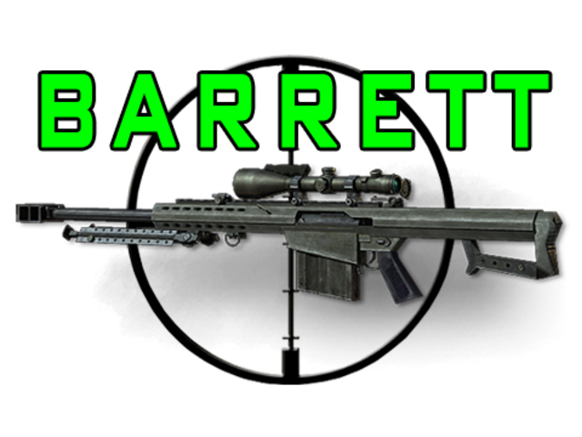 Multiplayer Gun Guide - Barrett .50cal by JV2017 (Modern Warfare 3 Gameplay/Commentary) | PopScreen