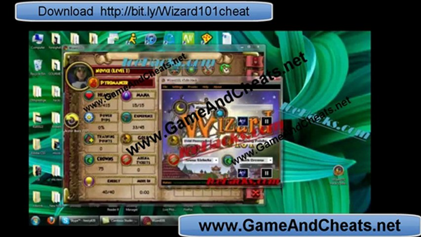 Wizard101 Cheat Codes 2012/Hacks Wizard101 | PopScreen