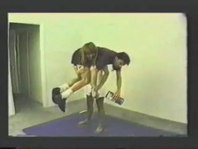 Strong Fbb Woman Lift And Carry
