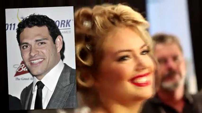 Kate upton dating mark sanchez