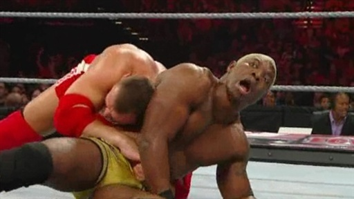 ECW _ Shelton Benjamin and Yoshi Tatsu Vs. William Regal, Ezekiel Jackson and Vladimir Kozlov | PopScreen