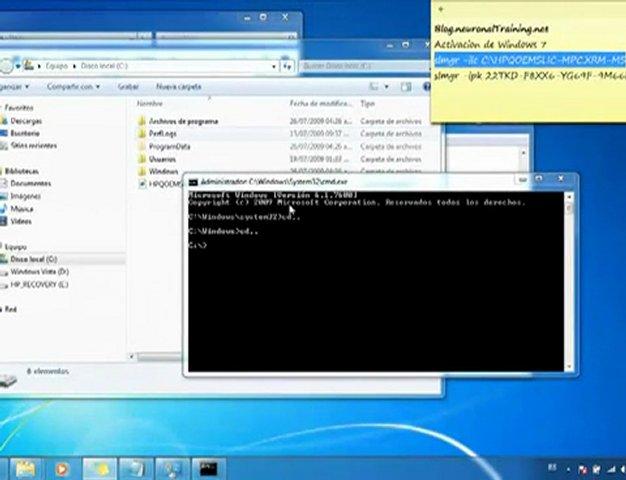 Windows 7 Ultimate Activation OEM MAster Key: Activacion | PopScreen