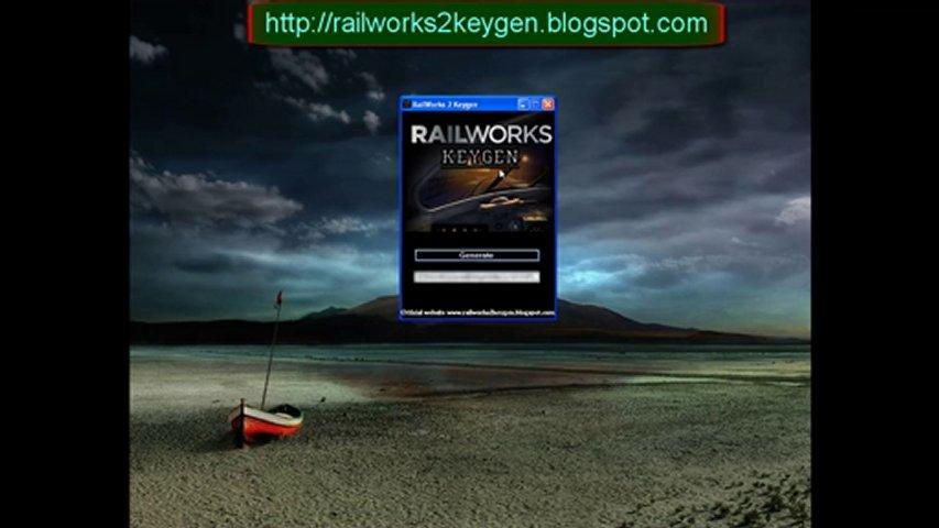 Loading. Crack для railworks 2.