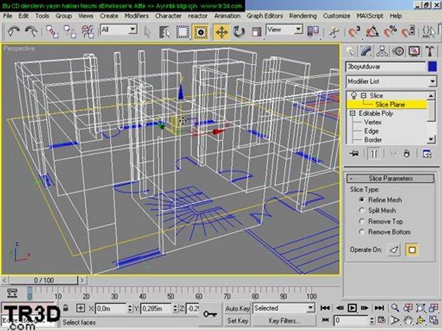 3ds Max - Ders-20 Autocad'dan 3ds Max'e Aktarma | PopScreen