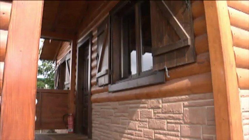 Ofertas en casas de madera y prefabricas con casas for Casas de madera ofertas liquidacion