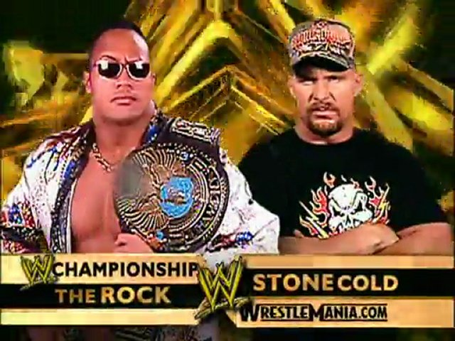 videos playlists every stone cold versus rock view match ever