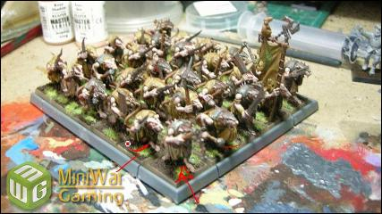 Warhammer Fantasy Painting: Skaven Clanrats | PopScreen