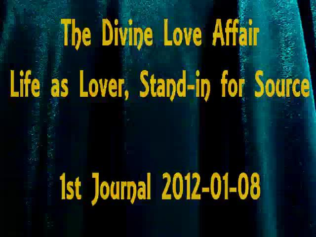 Affair with the Divine cover