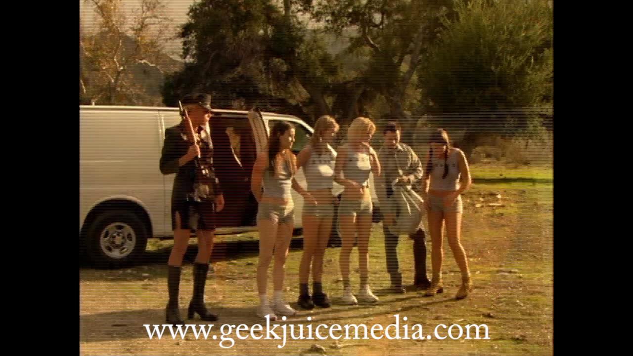 Naked slave girl chain gang you