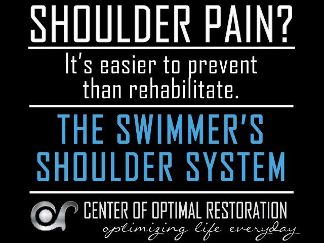 Dryland Tip: Swimmer's Shoulder System