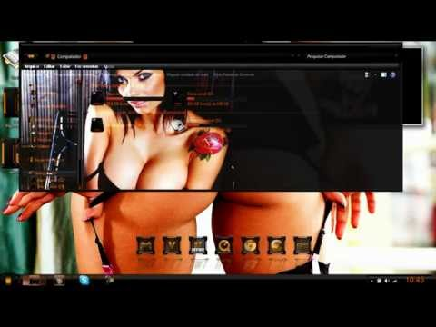 Tema sexy Windows 7. | PopScreen