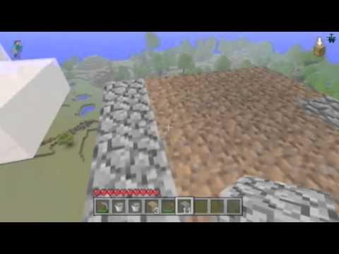 Minecraft Xbox Edition- Custom Map Downloads #2 Skyblock 360 | PopScreen