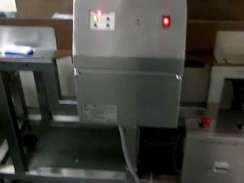 Metal Detector for Pizza / Chips / Potato chips/Cashew Nuts / Dry Fruits/ Tea Bags / Powder   PopScreen