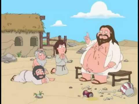 Seth Macfarlane - Fat Jesus | PopScreen