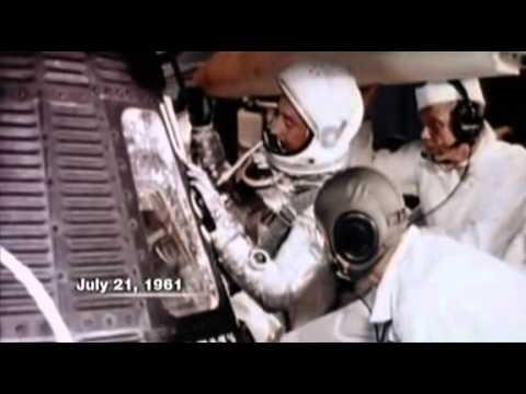 Kosmiczne misje NASA, Pierwsi astronauci - lektor pl | PopScreen