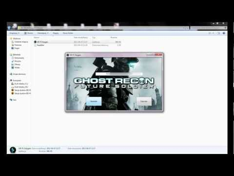 Tom Clancy's Ghost Recon Future Soldier Keygen free download PopScreen
