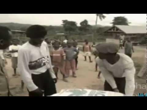KWADWO NKANSAH (LiWiN) & KWAKU MANU SHARiNG FOOD | PopScreen