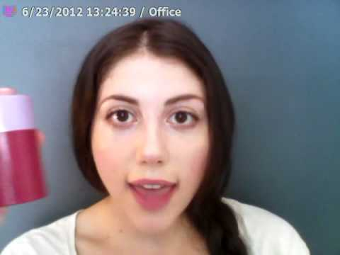 Tutorials on Liplock   Tarte Cosmetics Makeup Tutorial   Popscreen