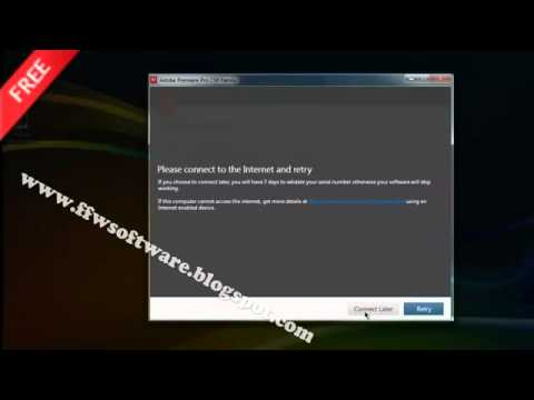 Download adobe premiere pro cs6 full crack