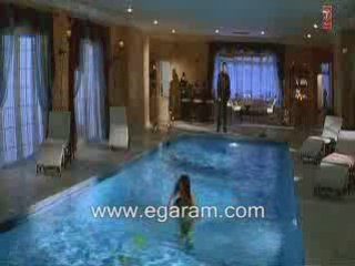 Actress Shreya Hot Swimsuit Scene Video | PopScreen