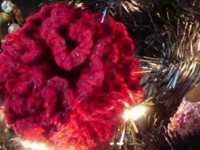 How to Crochet an Easy Dishcloth - Video Dailymotion