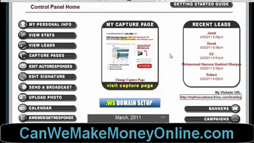 How To Make Money Fast & Easy For Free{Work From Home ... | PopScreen