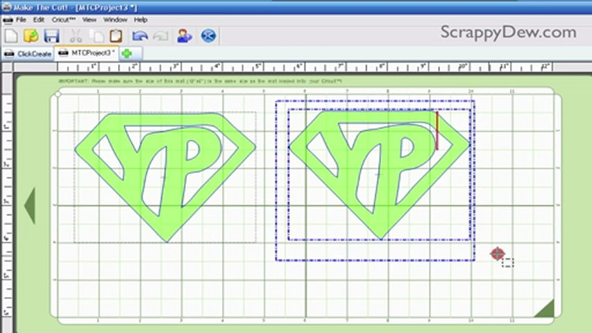 Make the Cut Tutorial: Cut a Superhero logo for the Cricut | PopScreen
