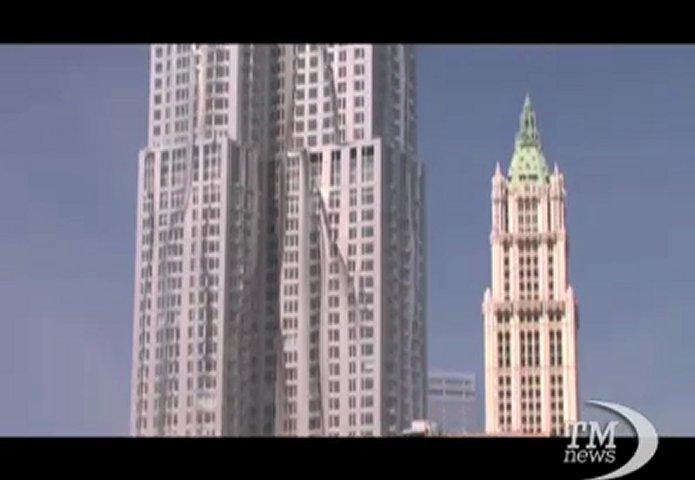 New york ecco il nuovo grattacielo a due passi da ground for Appartamento grattacielo new york