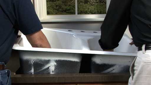 How to remove an old kitchen sink how to remove the old car battery