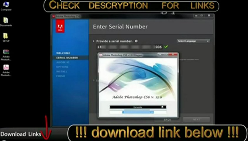Adobe Photoshop CS6 Serial Keygen Crack ◄███▓▒░░ Free DOWNLOAD | PopScreen