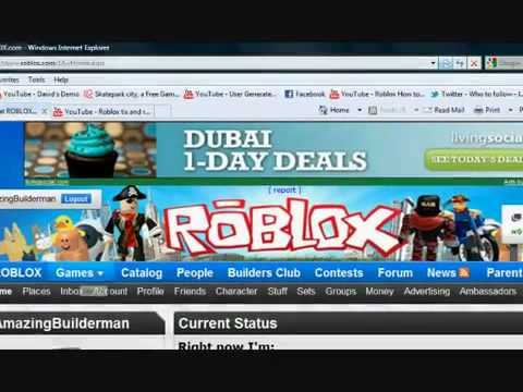 Roblox tix and robux hack 2012 | PopScreen