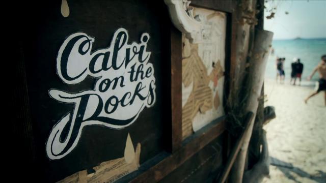 Calvi On The Rocks x Frivolous | PopScreen
