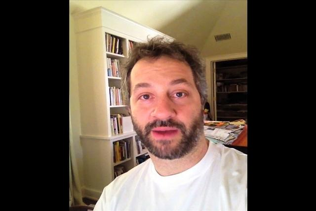 Ask a Grown Man: Judd Apatow | PopScreen