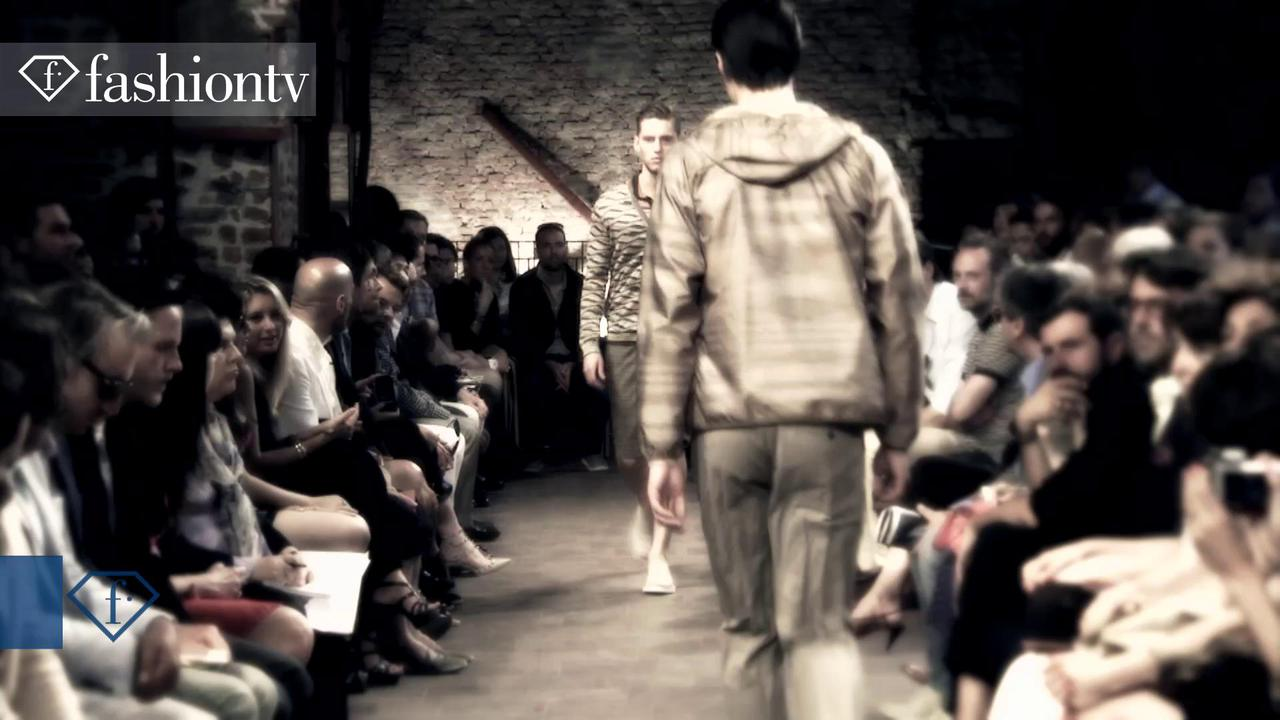 Sexy Male Models 1 at Fashion Week | FTV