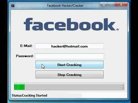 Facebook Password Cracker - The Best Working FB Hack