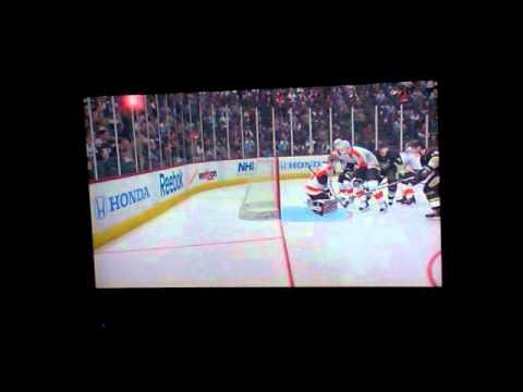 NHL 12 Philadelpia-Pittsburgh erä 3 | PopScreen