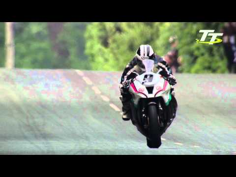 Isle of Man TT 2012 - Slow motion camera action! | PopScreen