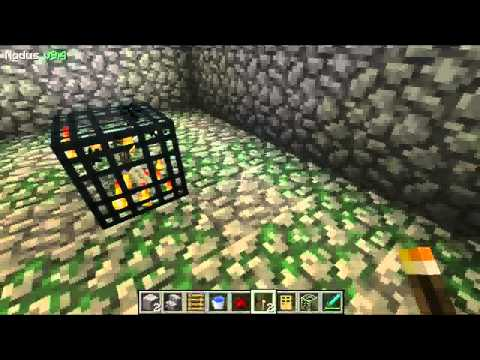 Minecraft Pocket Edition How To Make A Mob Spawner w/ High Spawn Rate