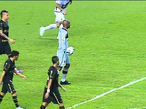 Botafogo 1 x 2 Ponte Preta - Campeonato Brasileiro 2012 6ª RODADA. | PopScreen