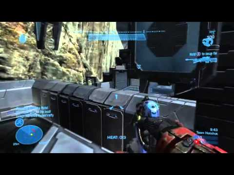 Halo Reach - How to keep the sniper away from your teammates - D | PopScreen