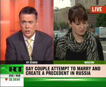 Russian Lesbians Attempt To Marry 66