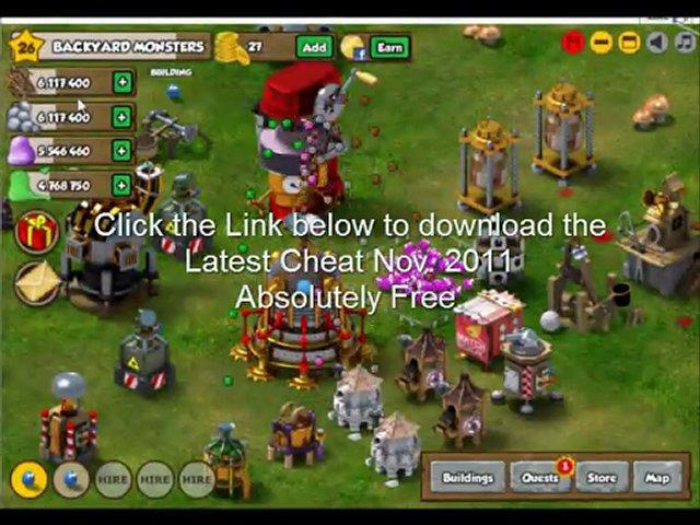 Backyard Monster Hack moya brennan • view topic - backyard monsters shiny cheat hack free