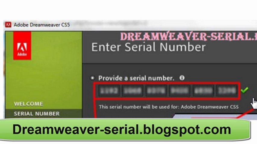 Serial number dreamweaver cs6 mac - serial number dreamweaver cs6 mac addon