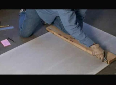 how to make silicone cement popscreen. Black Bedroom Furniture Sets. Home Design Ideas