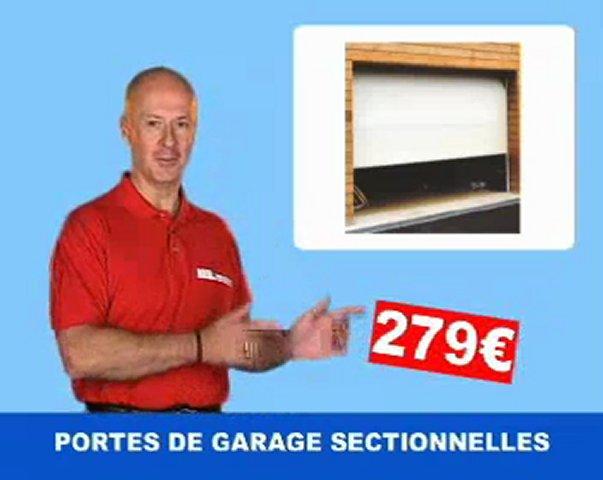Porte de garage sectionnelle popscreen - Motorisation porte de garage sectionnelle wayne dalton ...