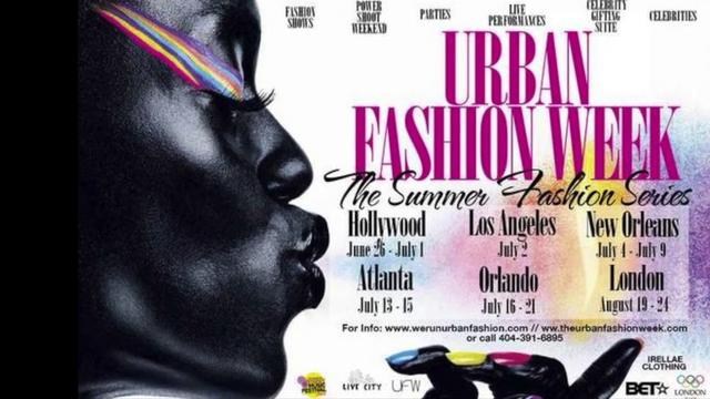 Urban Fashion Week London presented by Billy D. Foster aka Billy Bad Axx